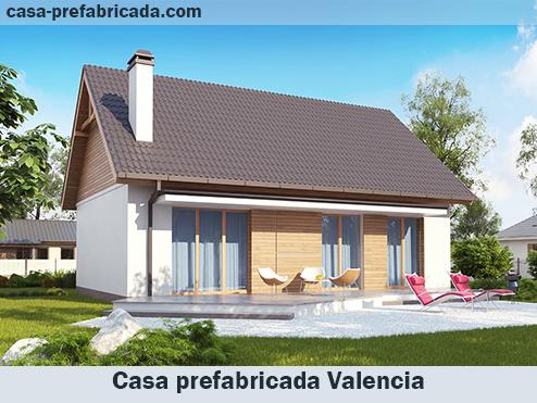Casas de madera en valencia great casa de madera de for Casas de madera valencia